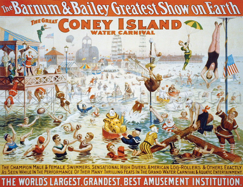 Barnum & Bailey: Coney Island Water Carnival