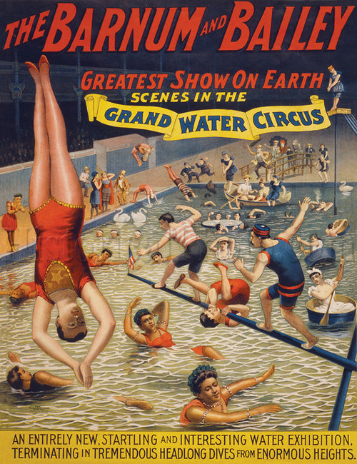Barnum & Bailey: Grand Water Circus