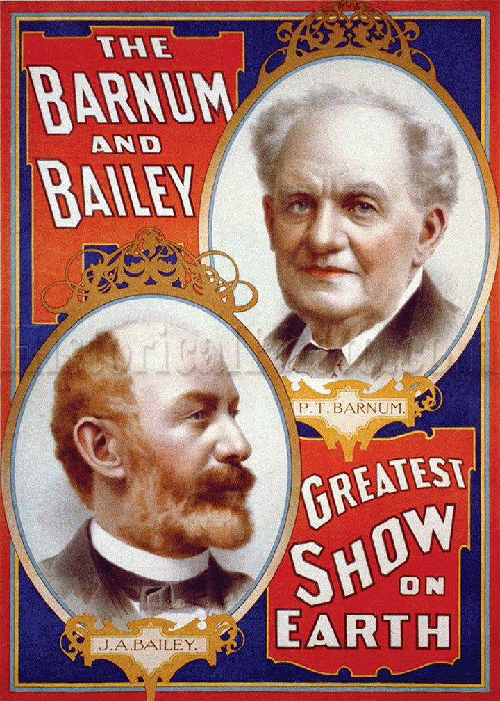 Barnum & Bailey: Portrait