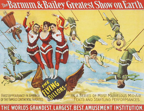 Barnum & Bailey: The Flying Dillons