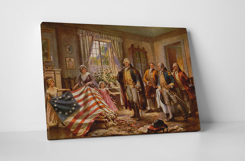 Birth of Old Glory