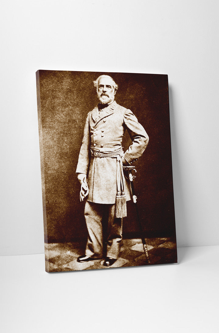 Gen. Robert E. Lee, Standing