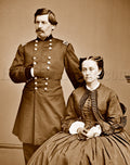 Gen. McClellan and Wife