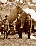 Antietam, MD, Lincoln and Pinkerton
