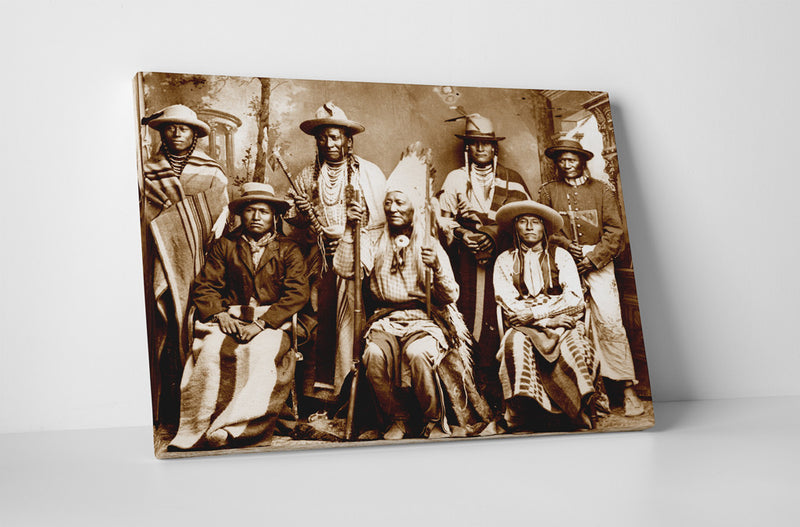 Chief Washakie and Others