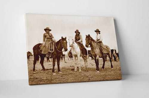 The Buckley Sisters, Montana Cowgirls