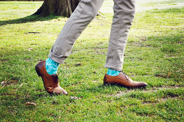 Featured Sock - Cuboid