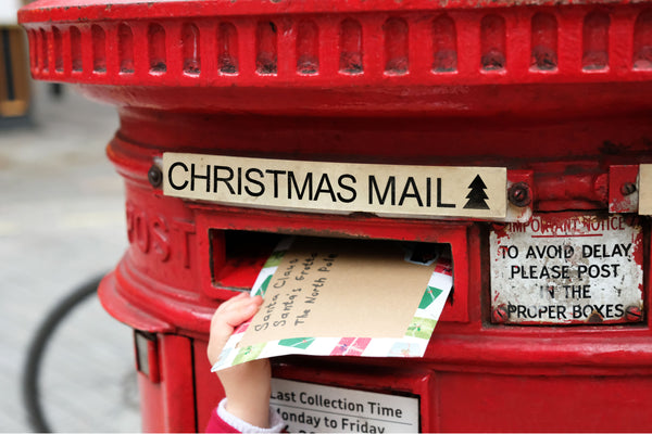 Christmas Postage - your questions answered...