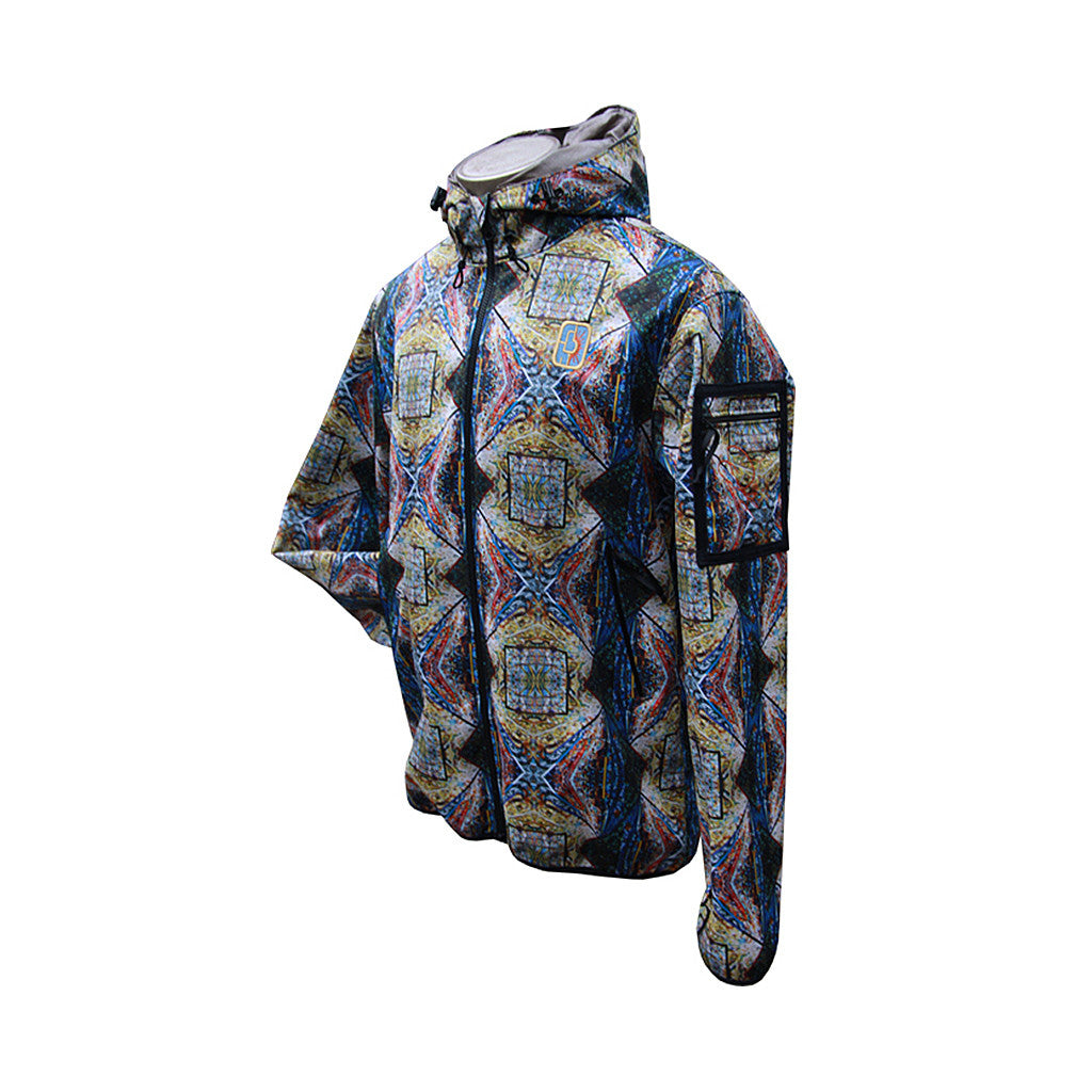Warmest winter jacket, hiking jacket
