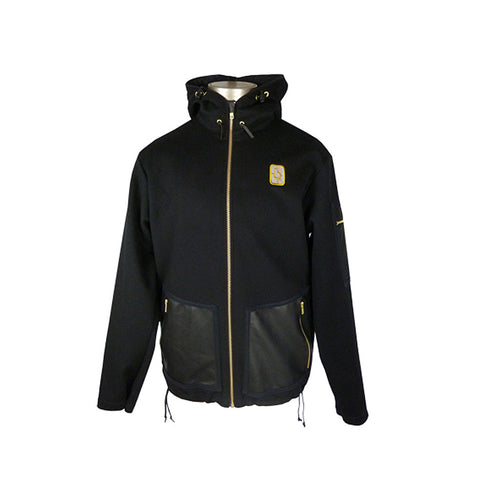 American Woolen Black Brass Jacket