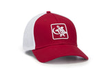 Tour Mesh Hat Red