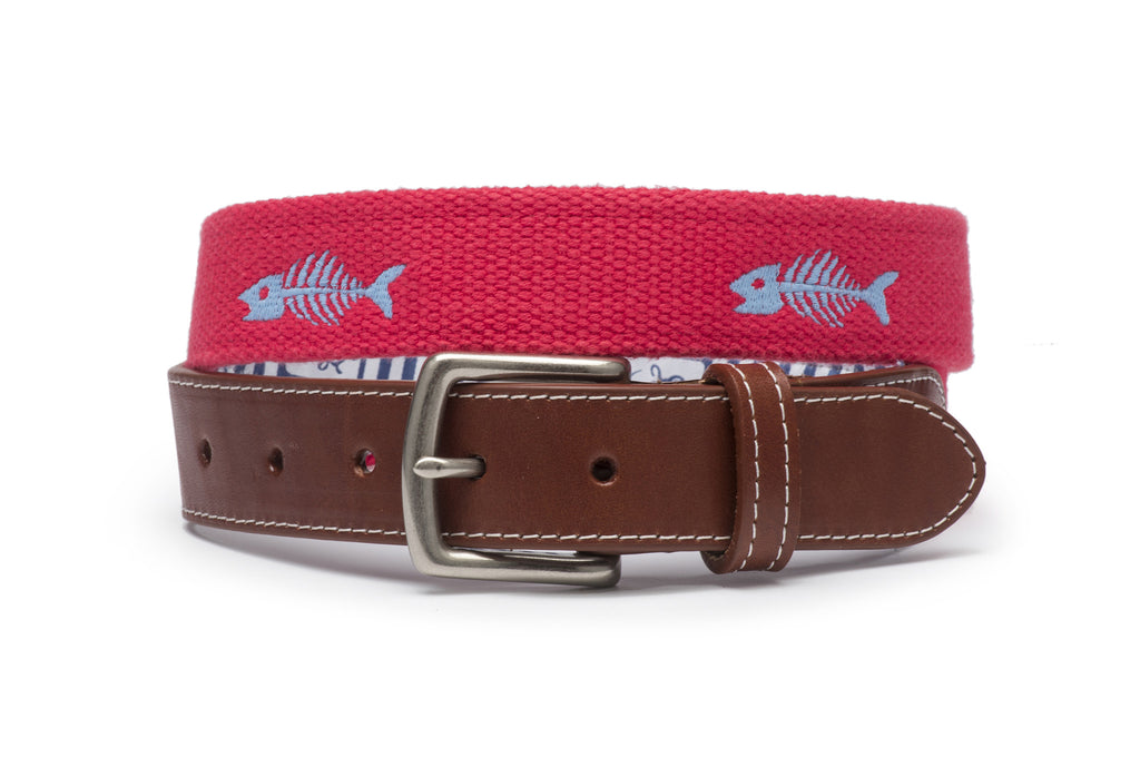 Bonefish Belt (Geranium)