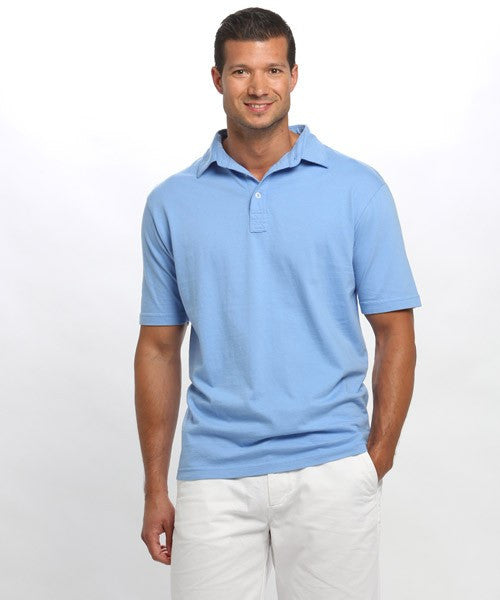 Original Polo Shirt | Vista Blue