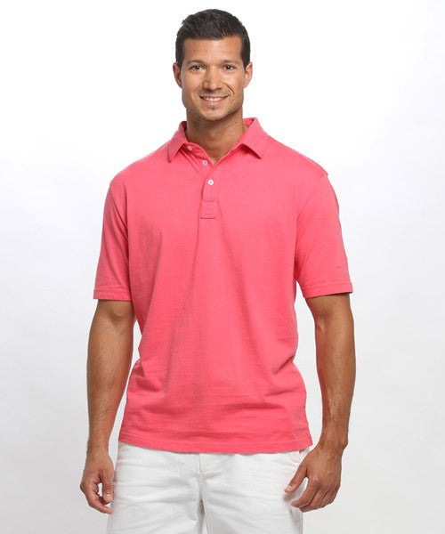 Original Polo Shirt | Sunset Pink