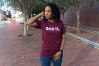 GOD IS... - Maroon