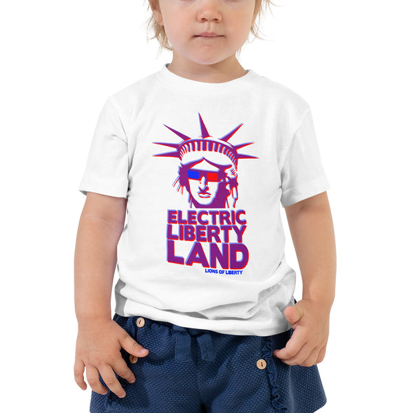 ELL Toddler Short Sleeve Tee