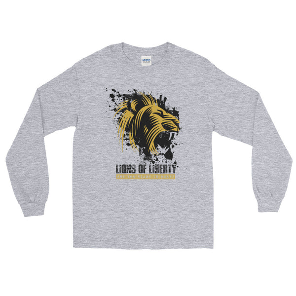 Ready to Roar - Men's Long Sleeve T-Shirt