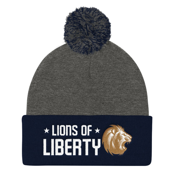 Lions of Liberty Beanie