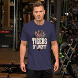 Tigers of Liberty - Men's T-shirt