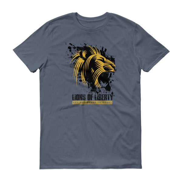 Ready to Roar! - Men's T-shirt