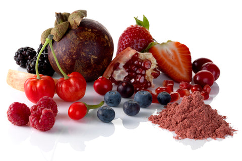 Polyphenol-rich foods for better mood
