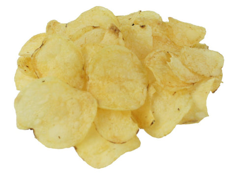 Potato Chips Energy Crash