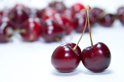 best food to eat before bed cherry