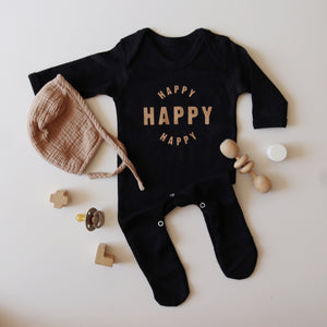 Happy Happy Romper