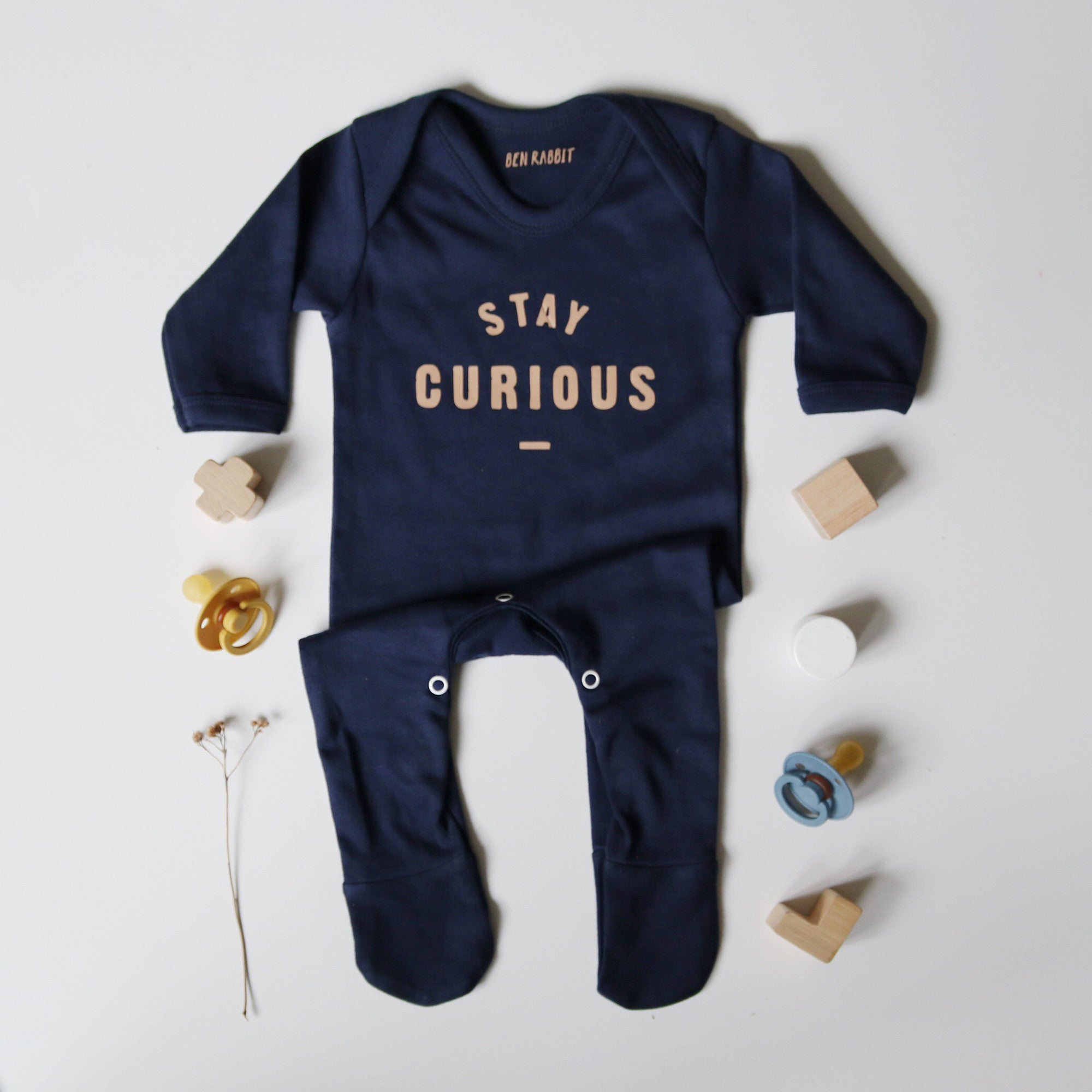 Stay Curious Romper