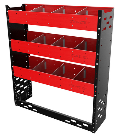 Van Racking Shelving Units - StoreTidy Kit - ST1