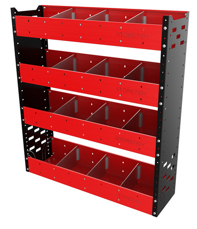 Van Racking Shelving Units - StoreTidy Kit - ST2