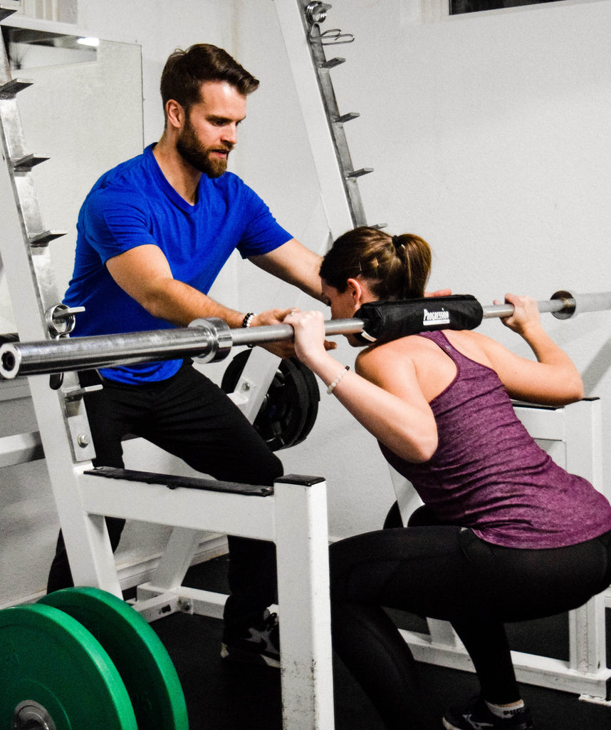 Private Personal Training Calgary Only Ajfit
