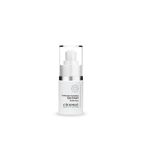 Cinere Double Action Revitalising Eye Cream 15ml