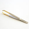 Lola Gold Crab Point Tweezer