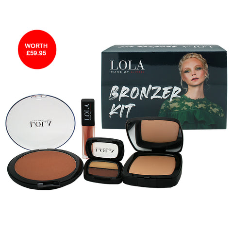 LOLA MAKE UP BRONZER GIFT BOX