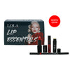 LOLA MAKE UP LIP ESSENTIALS GIFT BOX
