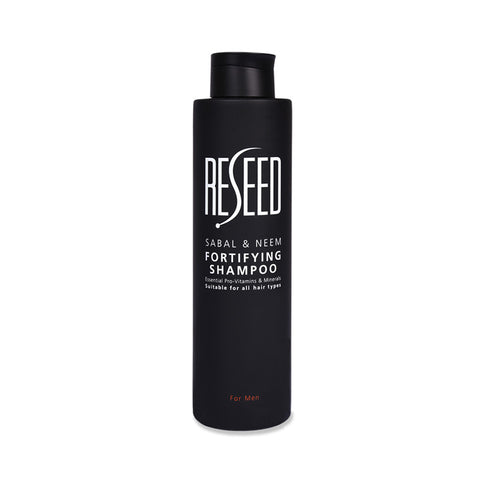 RESEED Sabal and Neem Fortifying Shampoo for Men 250 ml