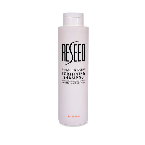 Reseed Ginkgo and Sabal fortifying Shampoo for Women 250 ml