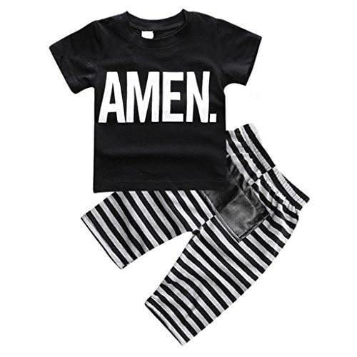 Amen Outift  -  Tiny Cupids