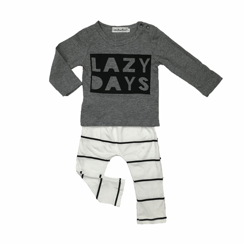 Tiny Lazy Days Outfit  -  Tiny Cupids