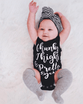 Chunky Thighs & Pretty Eyes Bodysuit  -  Tiny Cupids