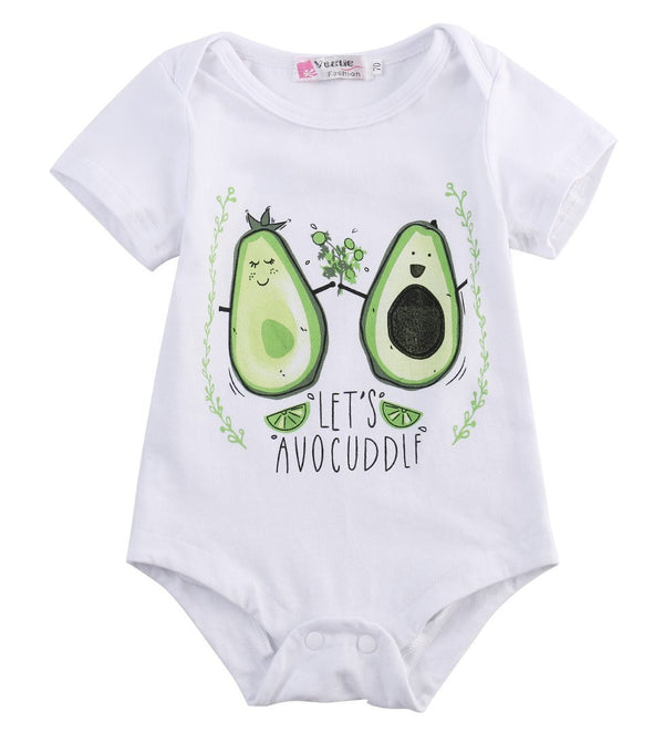 Let's Avocuddle!!! Bodysuit