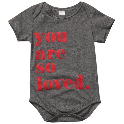 You Are So Loved Bodysuit