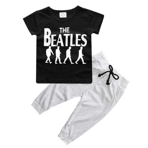 The Beatles Outfit  -  Tiny Cupids