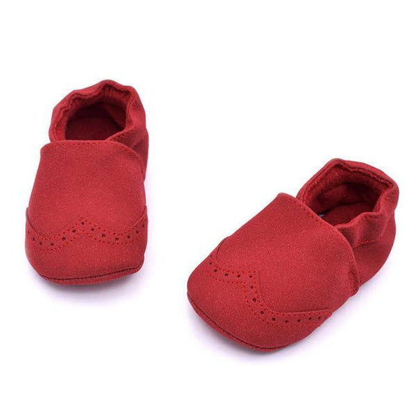 Nubuck Moccasins Shoes