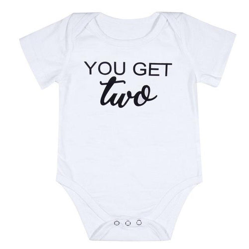 Twins Miracle Matching Bodysuit