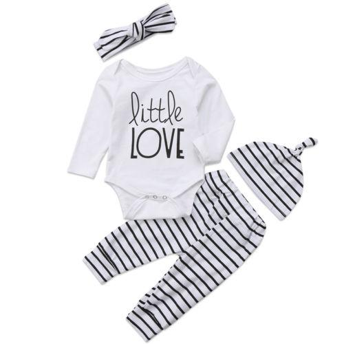 Little Love Bodysuit Outfit