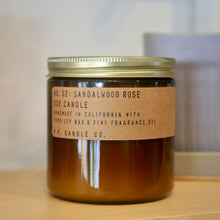 12.5 oz Scented Soy Candles