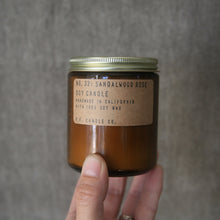 7.2 oz Scented Soy Candles