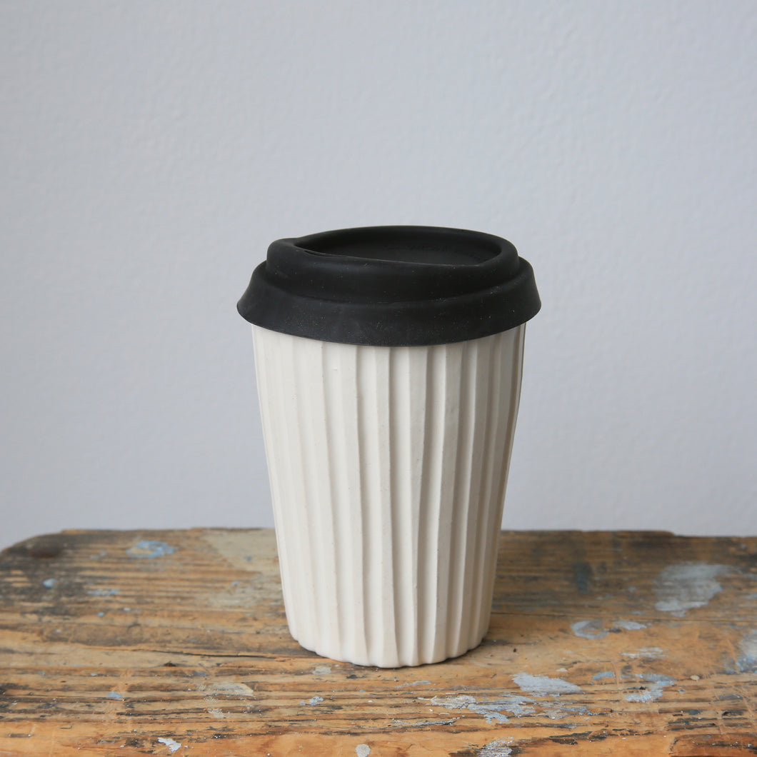 Hand Made To-Go Cups with Lid